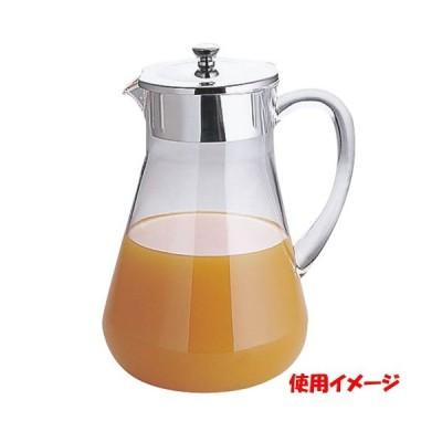 テーブルウェア 厨房用品 / UKウォーターアイスポット 氷止付 1600ml 寸法: Φ140 x H220mm