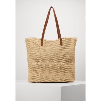 ヴェロモーダ トートバッグ レディース バッグ VMSISSO BEACH BAG - Tote bag - creme brle