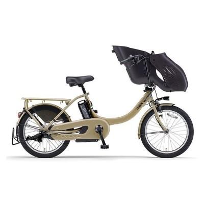 ヤマハ(YAMAHA) 電動アシスト自転車 PAS Kiss mini un PA20KXL マットカフェベージュ