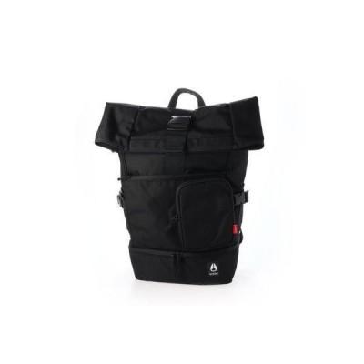 ニクソン NIXON Shores Backpack (All Black Nylon)