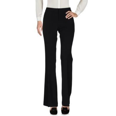 QL2  QUELLEDUE パンツ ブラック 44 バージンウール 65% / ポリエステル 30% / ポリウレタン 5% パンツ
