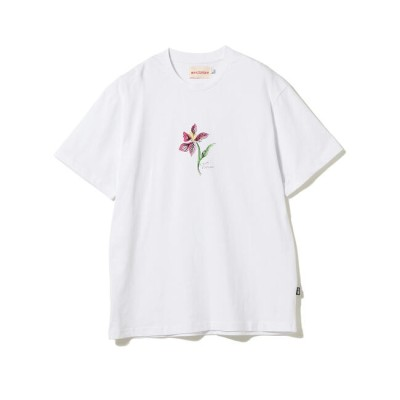 【ビームス メン/BEAMS MEN】 Victoria / Orchid Tシャツ
