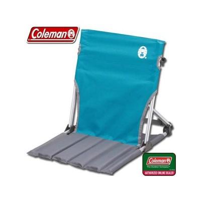 コールマン(Coleman) キャンプ コンパクトグランドチェア(スカイ) 170-7672 アウトドア バーベキュー 折り畳み イス