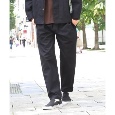 ザ ショップ ティーケーメンズ THE SHOP TK(Men) 【WEB限定】シェフペインターパンツ/S~XL4サイズ4色展開ユニセックスでおすすめ!! (ブラック)