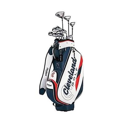 クリーブランドゴルフ(Cleveland GOLF) クラブセット クリーブランド パッケージセット (クラブ11本セット・キャデ?