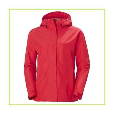 Helly Hansen Women's Seven J Waterproof Windproof Breathable Rain Coat Jacket, 065 Raspberry, Medium【並行輸入品】