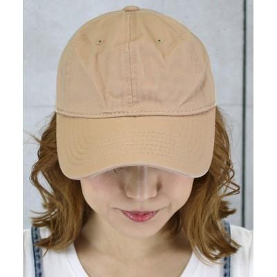 TeddyShop / ウィメンズ ベーシックスタイルキャップ WOMEN 帽子 > キャップ