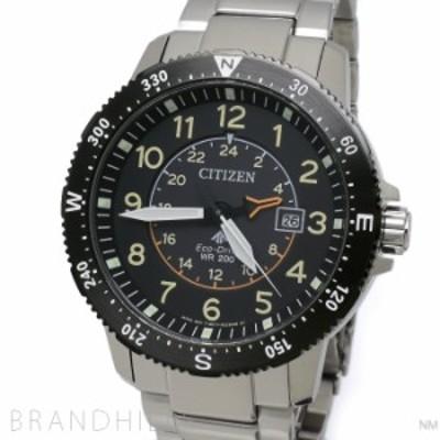 シチズン プロマスター LAND 腕時計 メンズ エコドライブ SS BJ7094-59E CITIZEN 【未使用品】