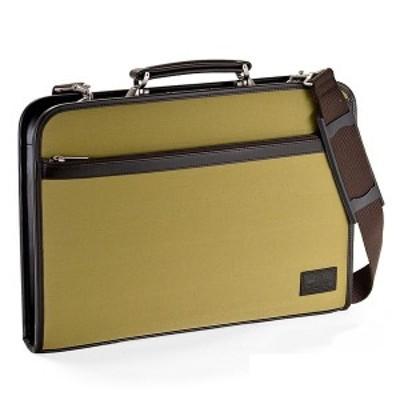【PHILIPE LANGLET】 フィリップラングレー ビジネスバッグ メンズ 日本製 ナイロン ベージュ