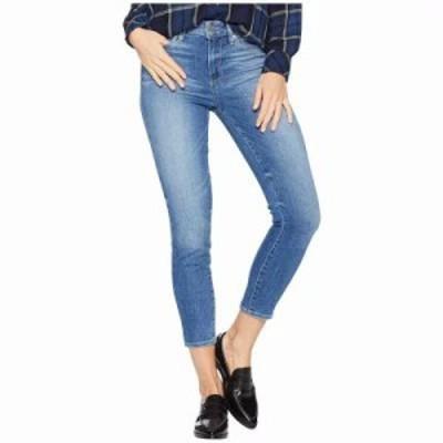 ペイジ ジーンズ・デニム Hoxton Crop Jeans in Madera Madera
