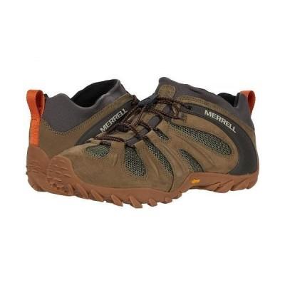 Merrell メレル メンズ 男性用 シューズ 靴 スニーカー 運動靴 Chameleon 8 Stretch - Olive
