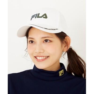 Karlas / 【FILA GOLF/フィラゴルフ】 キャップ WOMEN 帽子 > キャップ