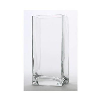IKEA イケア 花瓶 クリアガラス 22cm m20503081 REKTANGEL