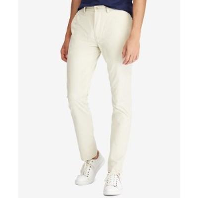 ラルフローレン メンズ カジュアルパンツ ボトムス Men's Classic-Fit Bedford Chino Pants Classic Stone