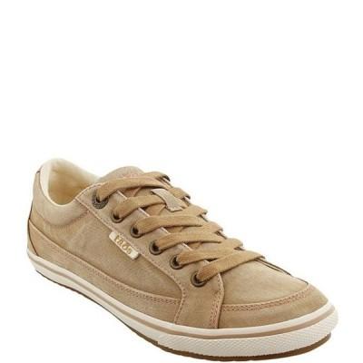 タオスフットウェア レディース スニーカー シューズ Moc Star Washed Canvas Sneakers