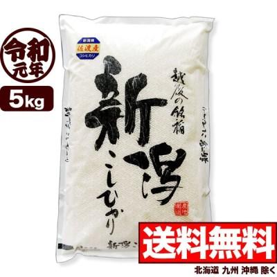 米 お米 5kg 佐渡産コシヒカリ 令和2年産 送料無料(北海道、九州、沖縄除く)