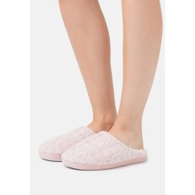 サウスビーチ レディース サンダル シューズ Slippers - pink pink