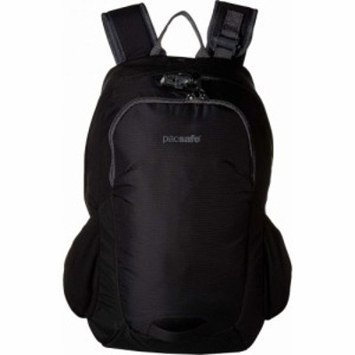 パックセーフ Pacsafe レディース バックパック・リュック バッグ 15 L Venturesafe G3 Anti-Theft Backpack Black