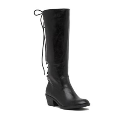 ユーロソフト レディース ブーツ&レインブーツ シューズ Carlen Lace Up Knee High Boot BLACK