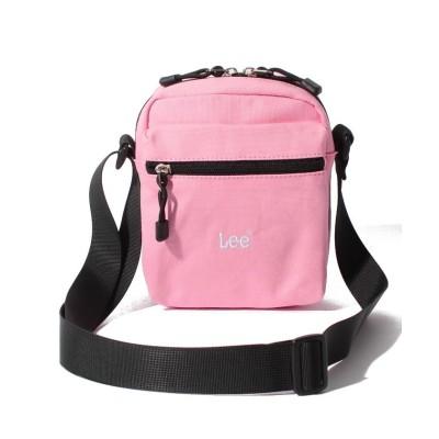 【ジーンズメイト】 キャンバスミニショルダー レディース ピンク FREE JEANS MATE
