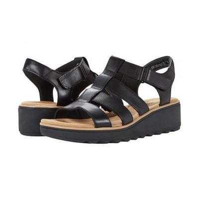 Clarks クラークス レディース 女性用 シューズ 靴 ヒール Jillian Quartz - Black Leather
