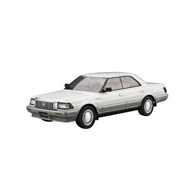 青島文化教材社 1/24 ザ・モデルカーシリーズ No.87 トヨタ UZS131 クラウン ロイヤルサルーンG 1989 プラモデル