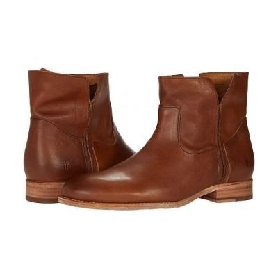 Frye フライ レディース 女性用 シューズ 靴 ブーツ アンクル ショートブーツ Melissa Slouch Bootie - Tan Sun-Washed Leather