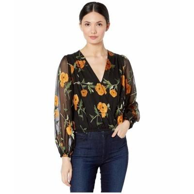 アストール シャツ トップス レディース Shanley Top Orange Blossom Floral
