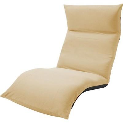 【納期目安:1週間】セルタン 10121-005 「和楽の雲LIGHT下」 座椅子 下 テクノピンク (沖縄・離島配送不可) (10121005)