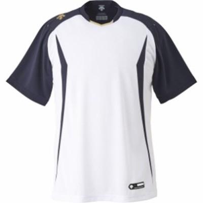 ベースボールシヤツ【DESCENTE】デサントヤキュウソフトベースボールTシャツ(db120-swsn)