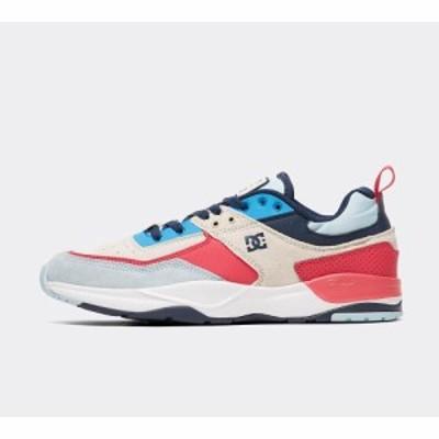 ディーシー DC Shoes メンズ スニーカー シューズ・靴 e tribeka se trainer Blue/White