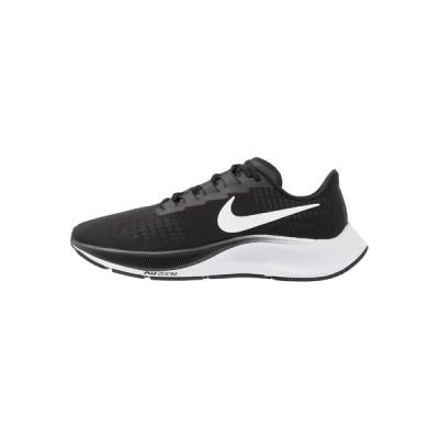 ナイキ シューズ レディース ランニング AIR ZOOM PEGASUS 37 - Neutral running shoes - black/white