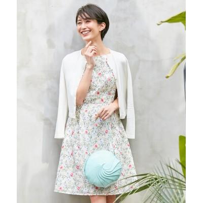 【洗える!】FLOWER FRIENDS ドレス