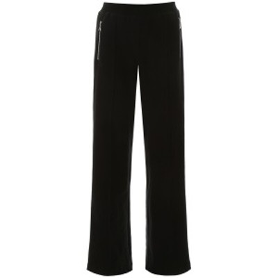 AREA/エリア Black Area palazzo pants with crystals レディース 春夏2020 RE20P05050 ik