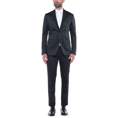 HAVANA & CO. スーツ ブラック 50 ポリエステル 96% / ポリウレタン 4% スーツ