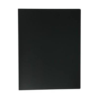 エトランジェディコスタリカ クリアファイル ソリッド B4 20P 黒 SLD-73-02 (ブラック B4)