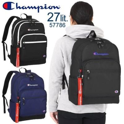 【セール】チャンピオン リュック 通学 27リットル 大容量 Champion アロンソ スクールバッグ 57786