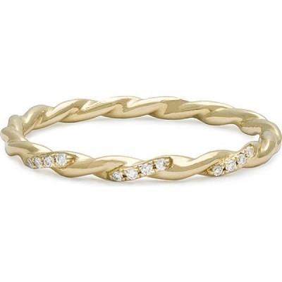 ストーンアンドストランド STONE AND STRAND レディース 指輪・リング ジュエリー・アクセサリー Le Petite Cupola Ring Gold/Diamond