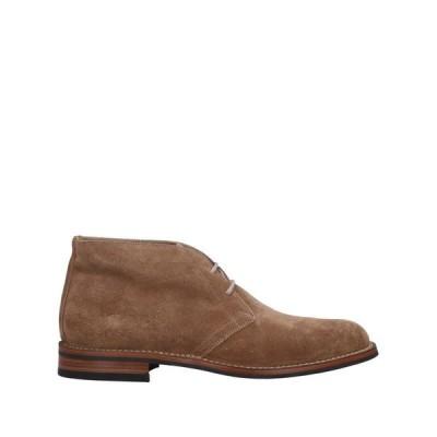 BELSTAFF ショートブーツ  メンズファッション  メンズシューズ、紳士靴  ブーツ  その他ブーツ キャメル