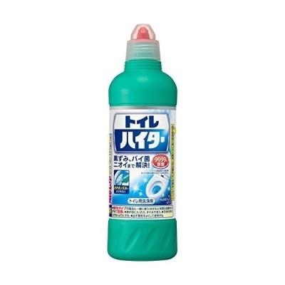 花王 除菌洗浄トイレハイター(塩素系トイレ用洗剤) 500ml