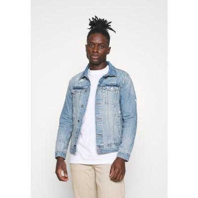 ジャックアンドジョーンズ メンズ ファッション JJIJEAN JACKET - Denim jacket - blue denim