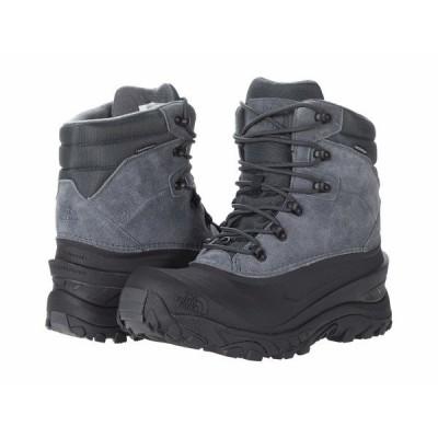 ノースフェイス ブーツ&レインブーツ シューズ メンズ Chilkat IV Zinc Grey/TNF Black