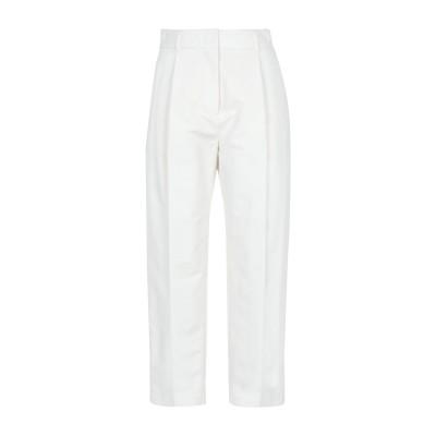 シーバイクロエ SEE BY CHLOÉ パンツ ホワイト 34 コットン 100% パンツ