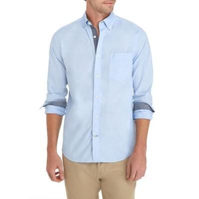 ナウティカ シャツ トップス メンズ Nautica Classic Fit Stretch Cotton Shirt -