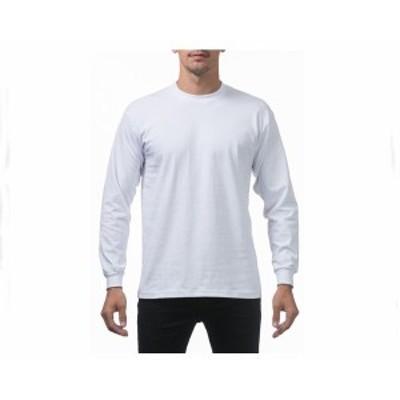プロクラブ ビックサイズ対応 2XL 3XL MADE IN USA ヘビーウェイト Tシャツ L/S メンズ PRO CLUB 【HEAVY WEIGHT 114】