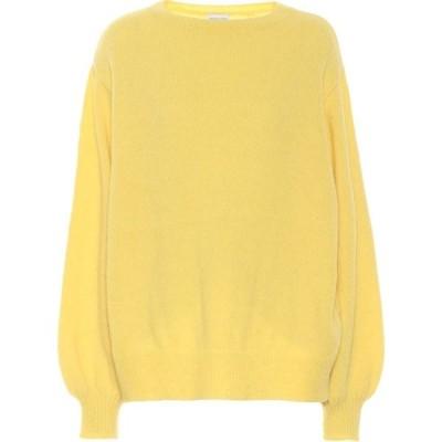 ドリス ヴァン ノッテン Dries Van Noten レディース ニット・セーター トップス wool-blend sweater Lime