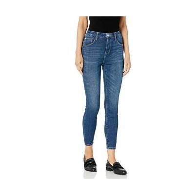 Jag Jeans レディース プチハイライズ セシリアスキニージーンズ US サイズ: 2 Petite カラー: ブルー