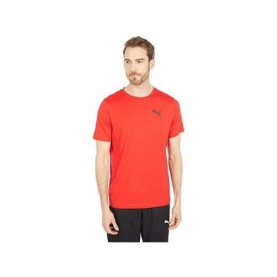 プーマ Active Tee メンズ シャツ トップス High Risk Red