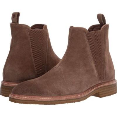 ジョン バルベイトス John Varvatos メンズ ブーツ シューズ・靴 Leroy Crepe Chelsea Brownstone