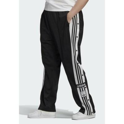 アディダス レディース ファッション ADIBREAK ADICOLOR CLASSICS PRIMEGREEN SLIM PANTS - Tracksuit bottoms - black